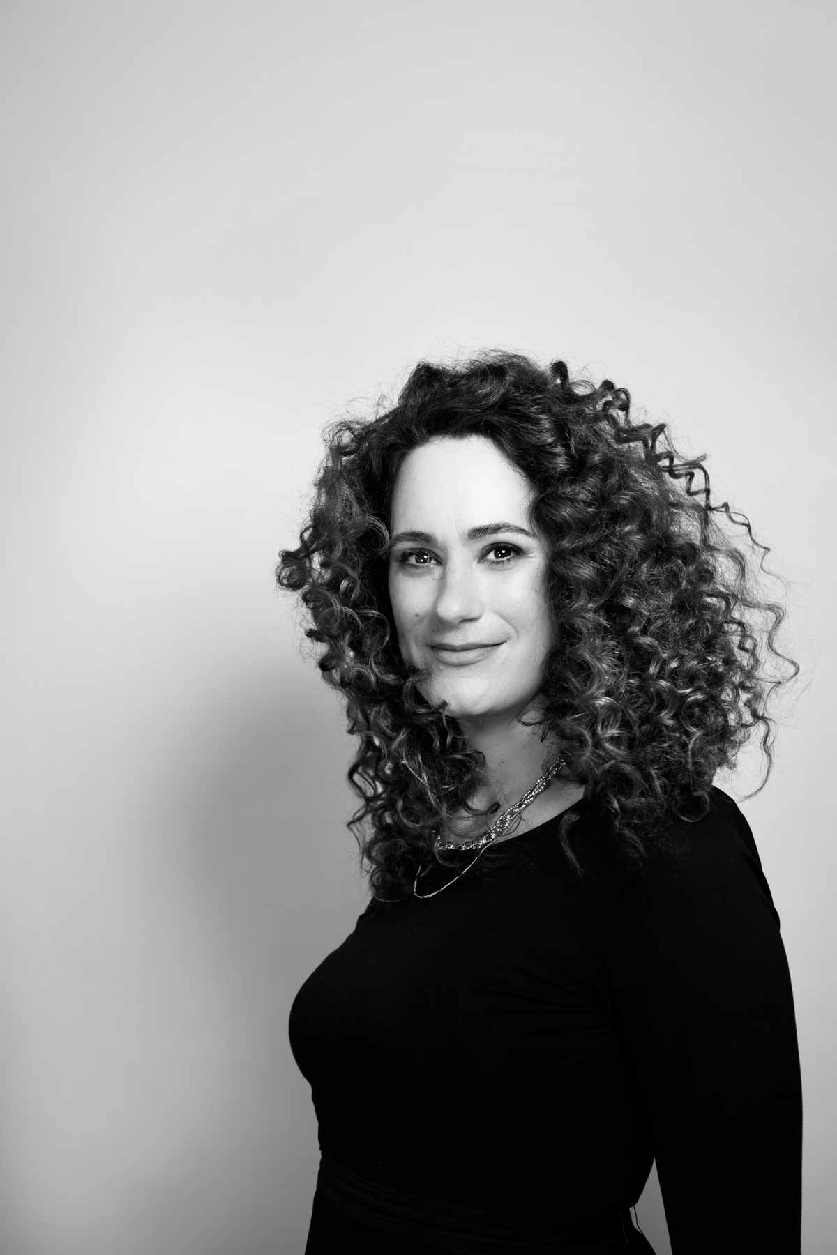 Taxiarchoula Kanati, Mezzo-soprano – Photo by Frances Marshall – Marshall Light Studio